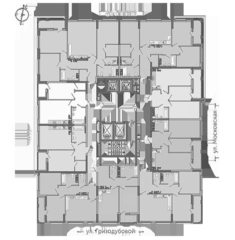 2-26 этаж